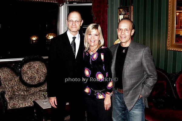 David Hyde Pierce, Lauren Pizza, Joe Pizza
