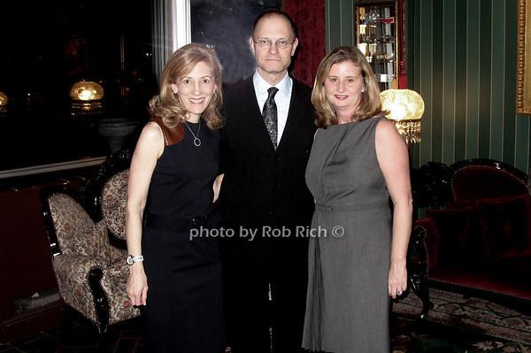 Shari Adler, David Hyde Pierce and Kathy Ferguson