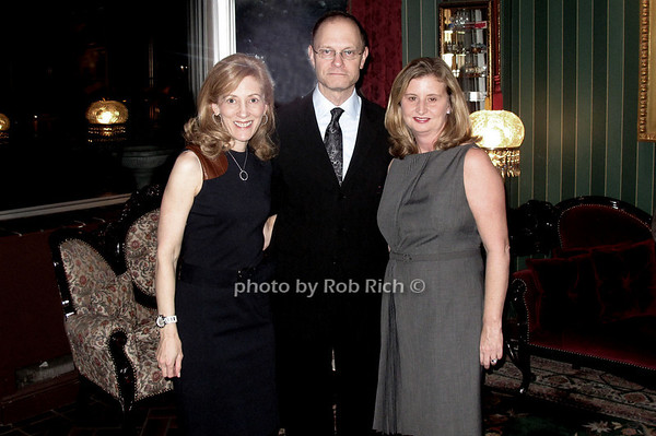 Shari Adler, David Hyde Pierce and Kathy Ferguson