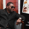 """David Ortiz talks with journalists about the new Pedigree Brand Campaign entitled """"See What Good Food Can Do."""" photo credit: Saul Santos"""