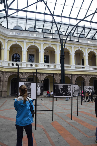 Lila, Cultural Museum, Old Town Quito