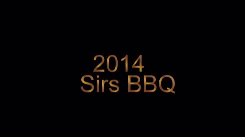 Sirs 2014  BBQ
