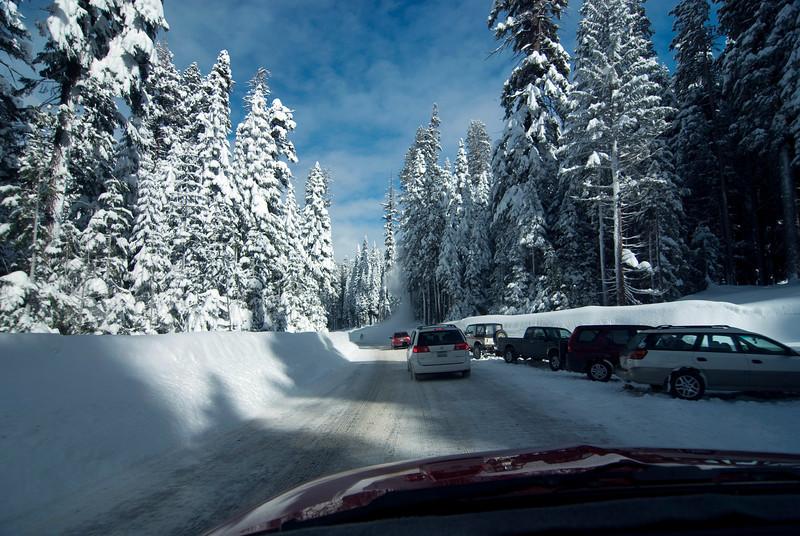 Skier Parking pic1