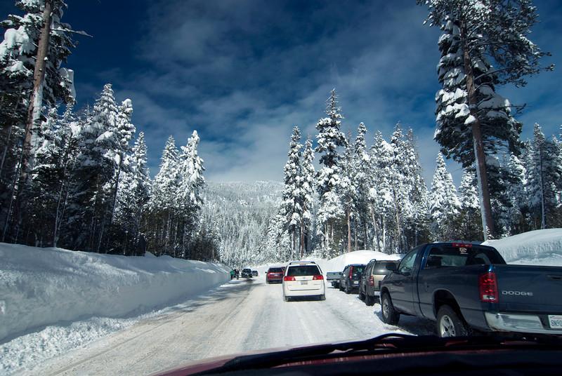 Skier Parking pic2