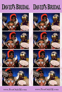 David's Bridal 2-9-13 & 2-10-13