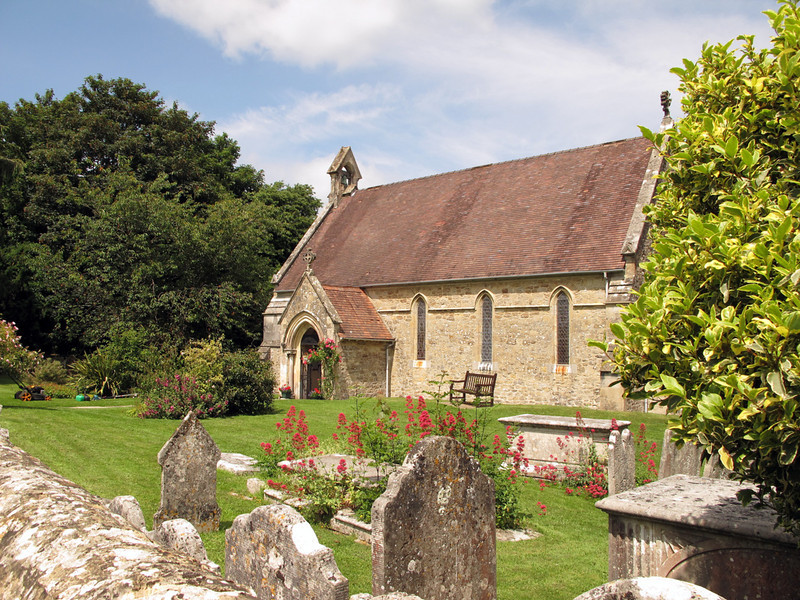 Binstead Church