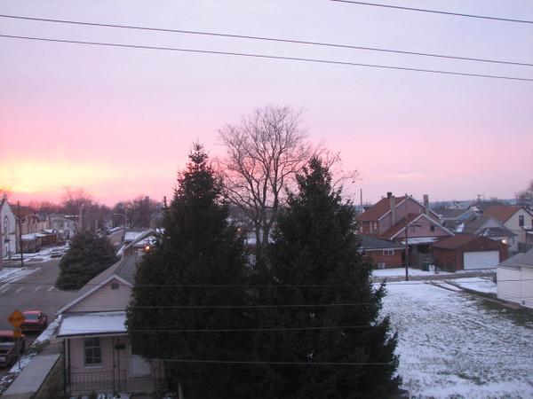 01-23-07 Dayton 04 sunset