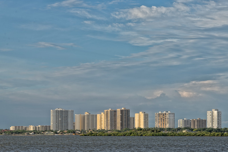 Port Orange, Florida, from  Riverwalk Park