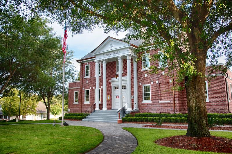 Orange City, Florida, Town Hall