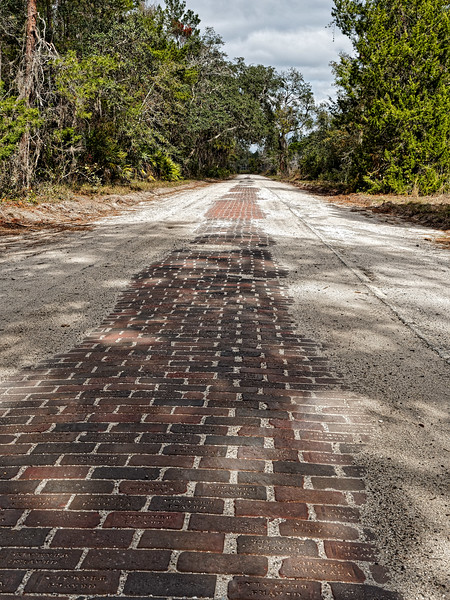 The Old Brick Road in Florida