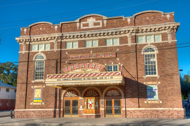 Athens Theatre, Deland