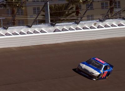 Daytona Tire Test