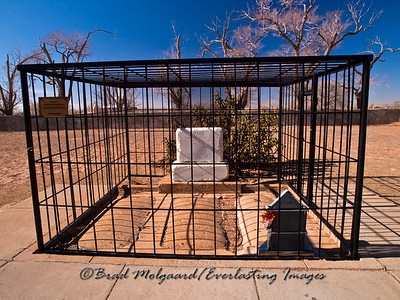 Billy the Kid Gravesite-Fort Sumner, New Mexico