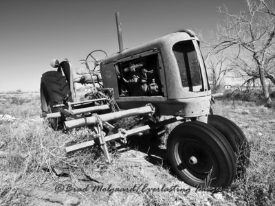 1945 Oliver Model 70 Row Crop-Yeso, New Mexico