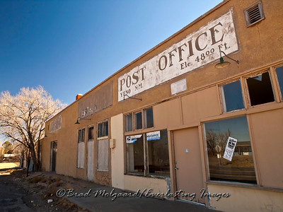Old Post Office-Yeso, New Mexico