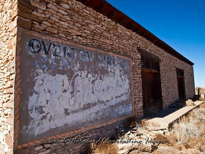 Overton Merchantile-Yeso, New Mexico