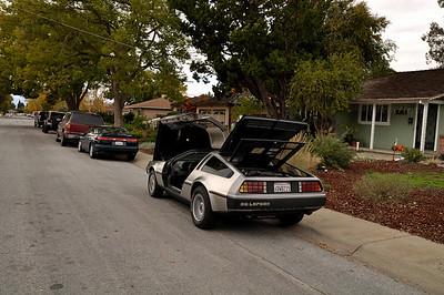 DeLorean Pics 12.4.10
