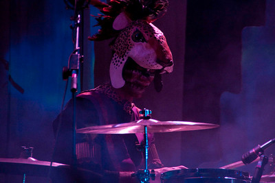 DeVotchKa at the Boulder Theater on Oct. 26, 2012. Photos by Lisa Higginbotham, heyreverb.com.
