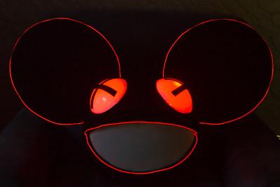 Deadmau5 Head 2015