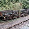 10t ZCV Sleeper Wagon DW100667 at Lydney, Dean Forest Railway  23/03/13.