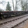 30t Bogie Bolster KDB922656 at Lydney, Dean Forest Railway  23/03/13.