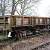 21t Steel Open Rudd DB972219 at Lydney, Dean Forest Railway  23/03/13.