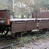 10T Steel Open Starfish DW60923 at Lydney, Dean Forest Railway  23/03/13.