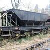24t ZFV Dogfish DB993370 at Lydney, Dean Forest Railway  23/03/13.