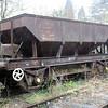 24t ZFV Dogfish DB993464 at Lydney, Dean Forest Railway  23/03/13.