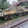34t Bogie Steel Open Turbot DB978749 at Lydney, Dean Forest Railway  23/03/13.