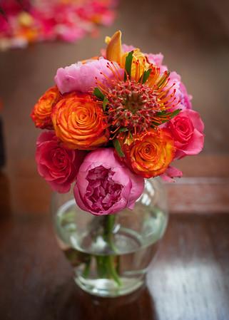 Deanne's Flowers - Lopez Wedding