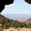 A look west toward the Sierras!