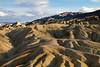 Zabriskie Point. Death Valley, CA