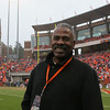 ESP Managing Partner Everett Glenn taking in the festivities from up close and personal at the 2008 Clemson v. South Carolina rivalry game in Death Valley