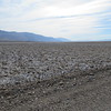 Some of the salt flats along the road.