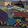 Rhyolite Mosaic Couch.