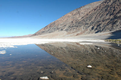 Badwater Basin - pool