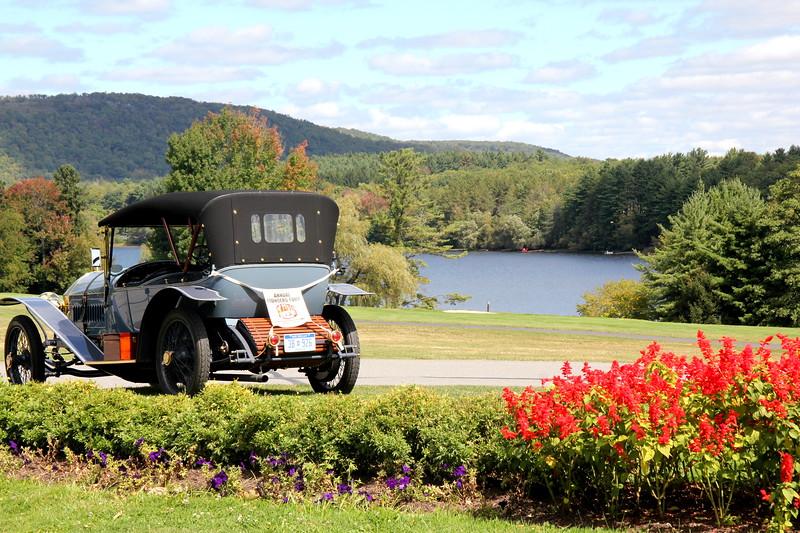 Sept 27 -- Antique Car at Skytop (Poconos, Pennsylvania)