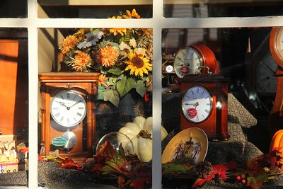 Oct 14 2011 -- HOW MUCH IS THAT CLOCK IN THE WINDOW?