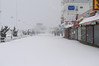 From Caroline Street.....only been snowing a couple hours when this was shot.......Ocean City got 13.5 inches!