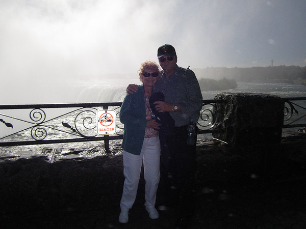 Mr. & Mrs. Frank Lucas of Anderson recently celebrated their 50th Wedding Anniversary with a trip to Niagara Falls, Ontario Canada.<br /> <br /> Photographer's Name: Frank Lucas<br /> Photographer's City and State: Anderson, IN