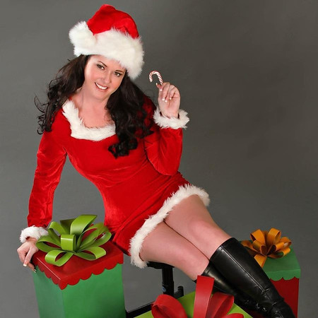 Santa's helper!<br /> <br /> Photographer's Name: Jill McQueary <br /> Photographer's City and State: Valrico, Fla.