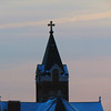 St. Marys in the fading sun.<br /> <br /> Photographer's Name: Brian Fox<br /> Photographer's City and State: Anderson, Ind.
