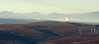 Slioch from Ben Rinnes - 90+ miles away