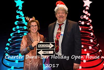 December 9 Charter Dura Bar party