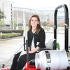 Crystelle Markley, CleanFuel USA checks out the newest propane mower on the market.