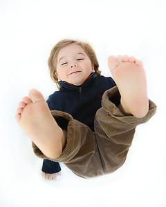 Finn and Feet (1 of 1)