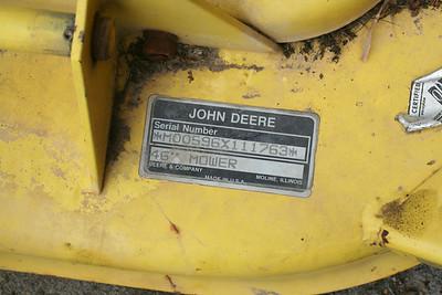 Deere 314