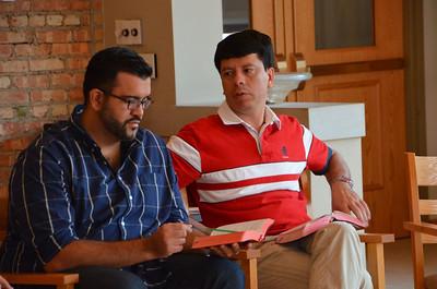 Juancho and Fernando