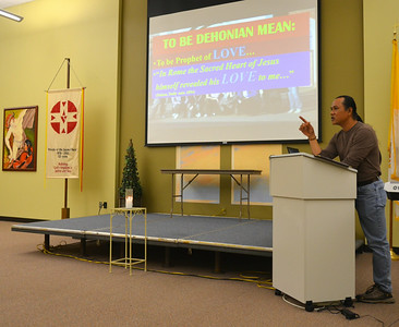 Fr. Hendrik talks about what it means to be a Dehonian